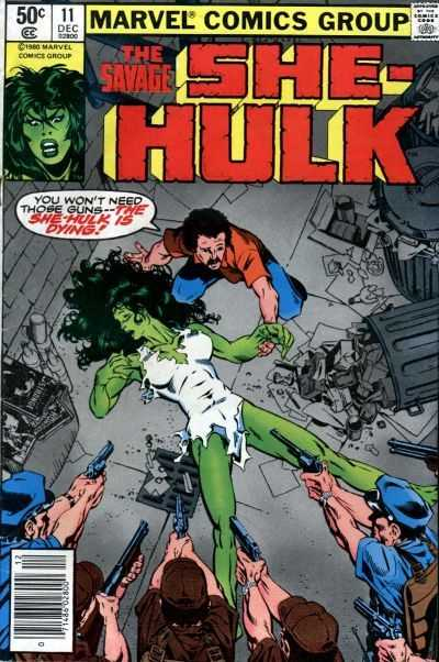 The Savage She-Hulk - 11