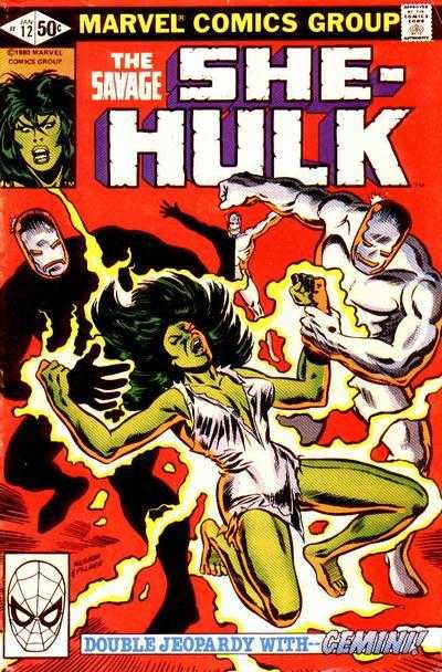 The Savage She-Hulk - 12