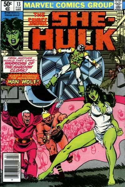 The Savage She-Hulk - 13