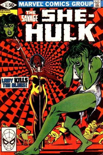 The Savage She-Hulk - 15