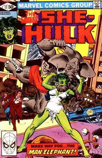 The Savage She-Hulk - 17