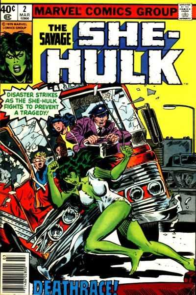 The Savage She-Hulk - 2