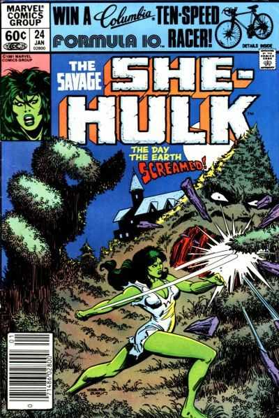 The Savage She-Hulk - 24