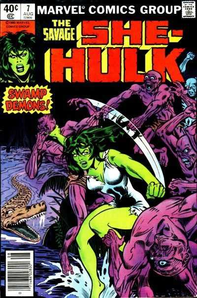 The Savage She-Hulk - 7