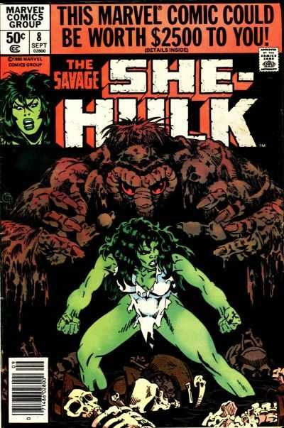 The Savage She-Hulk - 8