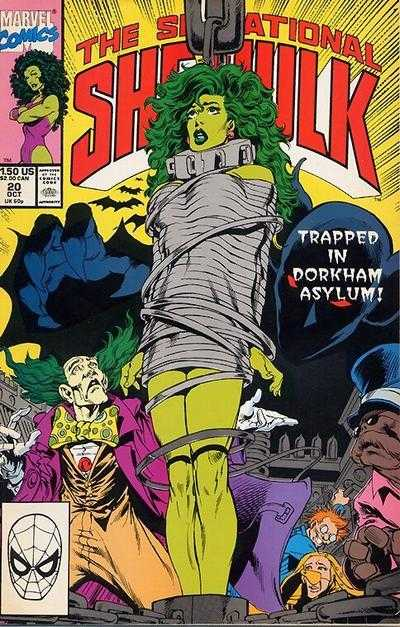 The Sensational She-Hulk - 20 (1990)