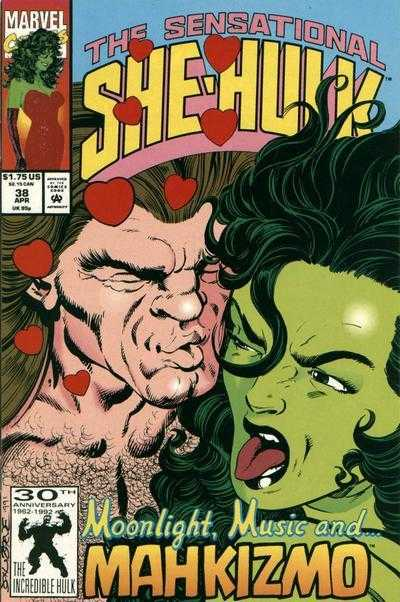 The Sensational She-Hulk - 38 (1992)