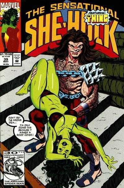 The Sensational She-Hulk - 39 (1992)