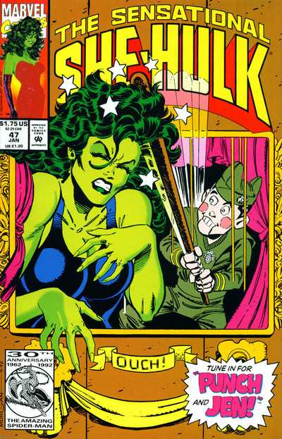 The Sensational She-Hulk - 47 (1993)