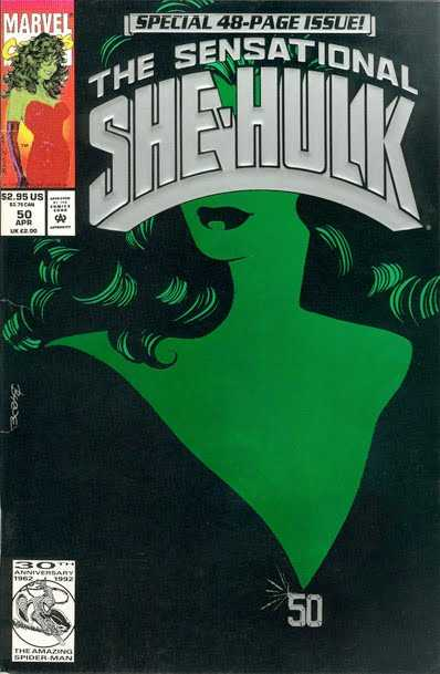 The Sensational She-Hulk - 50 (1993)