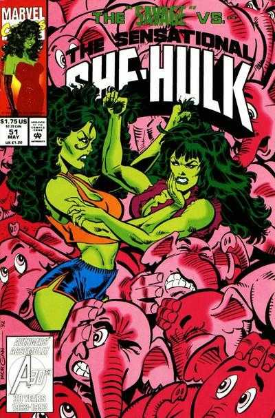 The Sensational She-Hulk - 51 (1993)