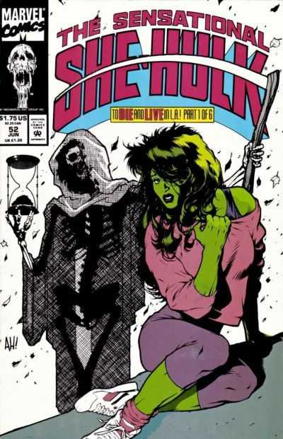 The Sensational She-Hulk - 52 (1993)