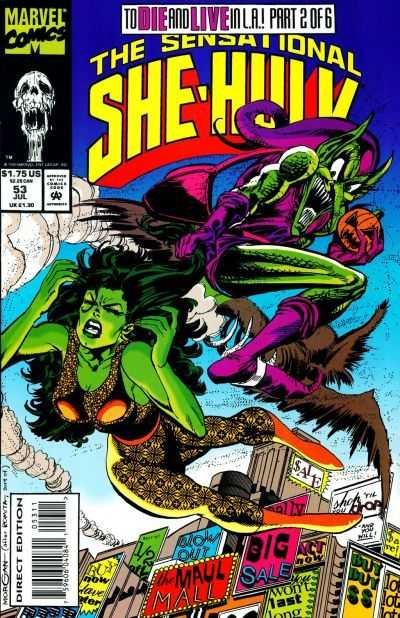 The Sensational She-Hulk - 53 (1993)