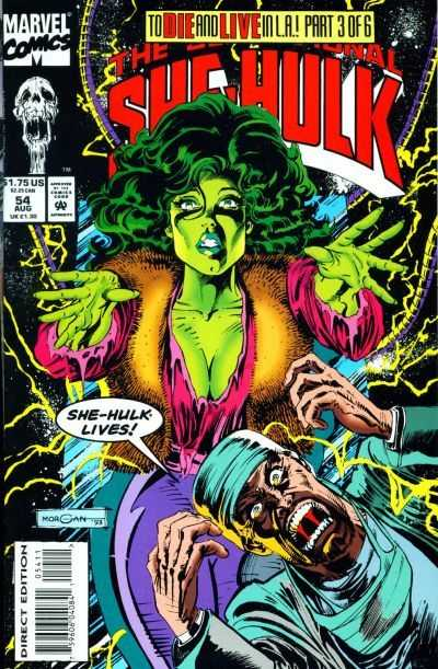 The Sensational She-Hulk - 54 (1993)