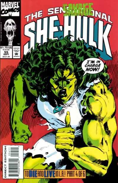 The Sensational She-Hulk - 55 (1993)