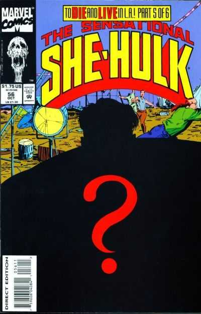 The Sensational She-Hulk - 56 (1993)