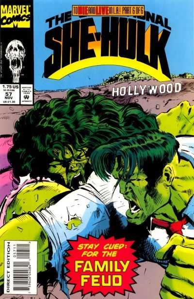 The Sensational She-Hulk - 57 (1993)
