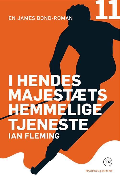 I-hendes-majestæts - - Fiktion & Kultur - Rosenkilde & Bahnhof - James Bond