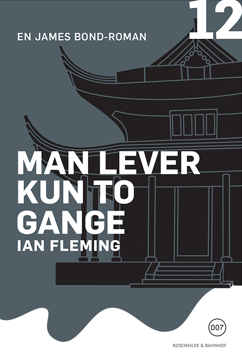 Man-lever-kun-to-gange - Fiktion & Kultur - Rosenkilde & Bahnhof - James Bond