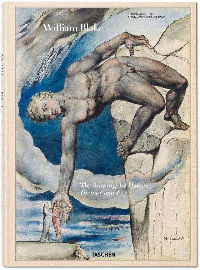 William Blake - Dante - Complete Drawings - Taschen - Fiktion & Kultur - 1