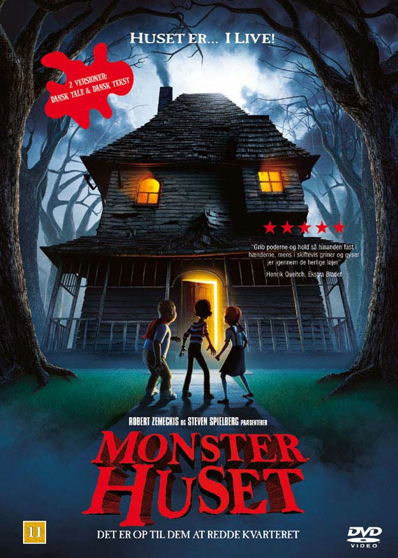 27 - Monster House