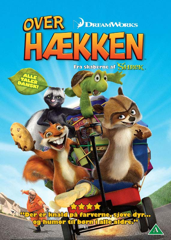 34 - Over the Hedge
