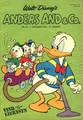 Anders And & Co. nr.  44 - 1966 (lille)