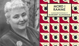 Margery Allinghams Mord i ramme - 3
