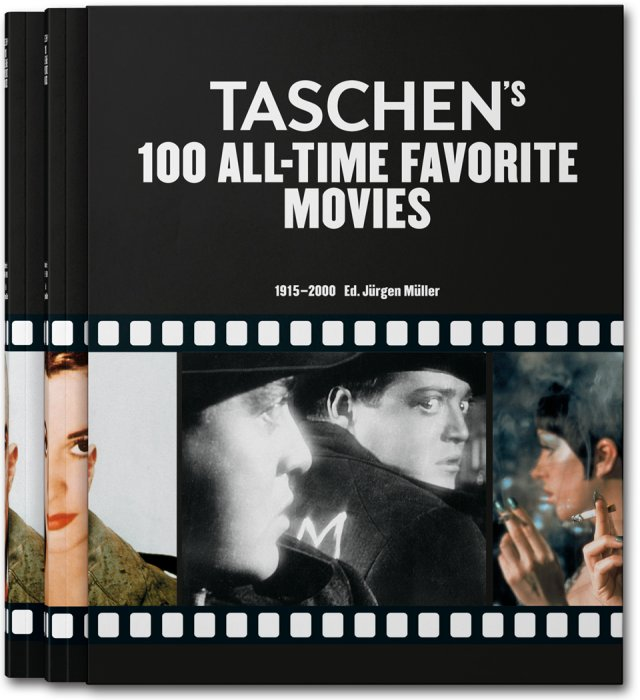 TASCHEN's 100 All-Time Favorite Movies (1)