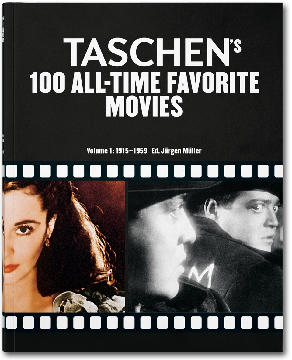 TASCHEN's 100 All-Time Favorite Movies (2)