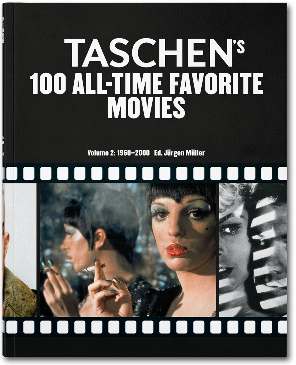 TASCHEN's 100 All-Time Favorite Movies (3)