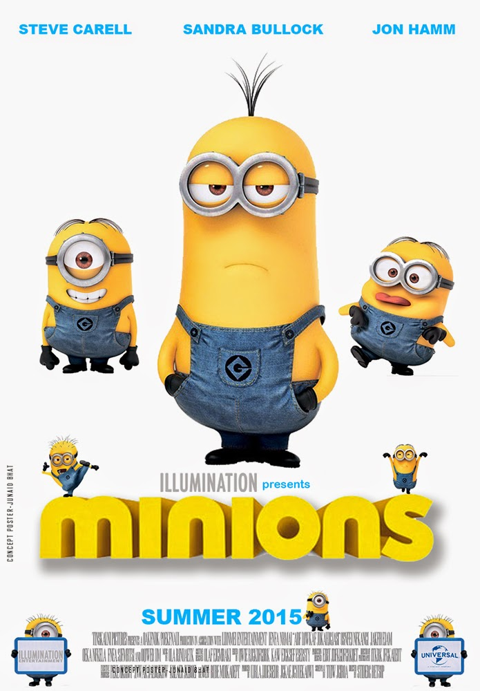 minions poster 2015
