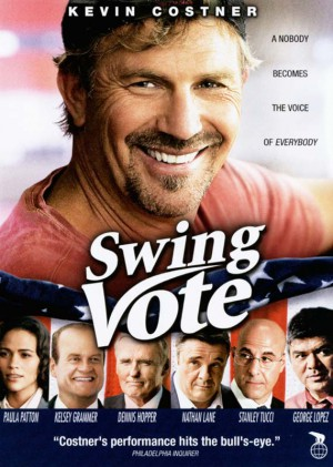 swing vote review In the past, it has been difficult to get the public interested in political films this is especially true of younger viewers who are not old enough to.