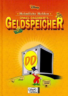 Disneys heimliche Helden  5 - Dagobert Ducks Geldspeicher (2007)