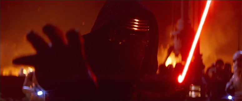 Screen Shot - Star Wars the Force Awakens 10