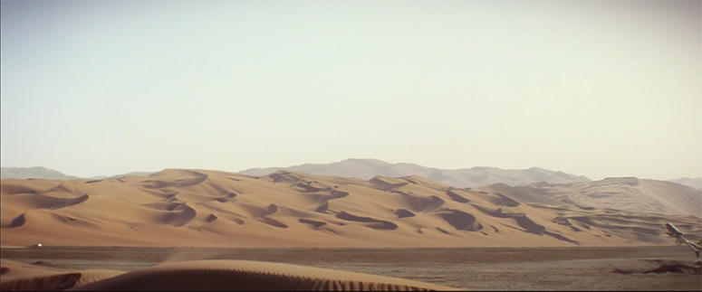 Screen Shot - Star Wars the Force Awakens 1