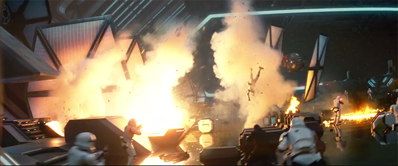 Screen Shot - Star Wars the Force Awakens 14