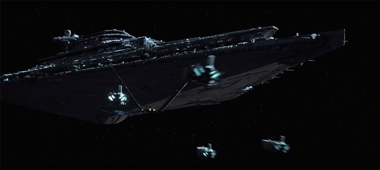 Screen Shot - Star Wars the Force Awakens 16