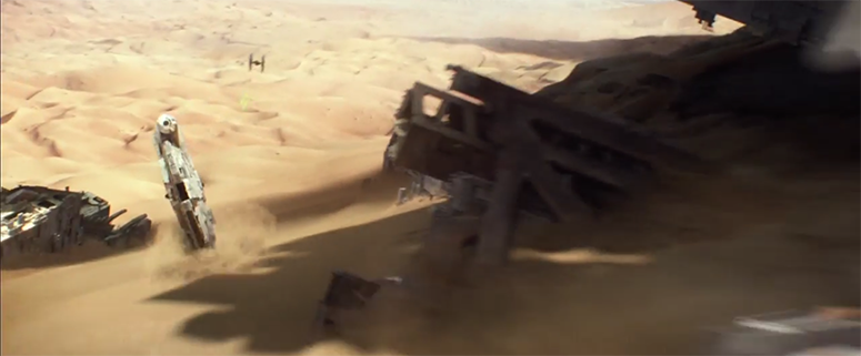 Screen Shot - Star Wars the Force Awakens 20
