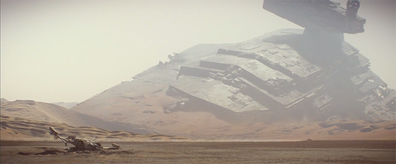 Screen Shot - Star Wars the Force Awakens 2