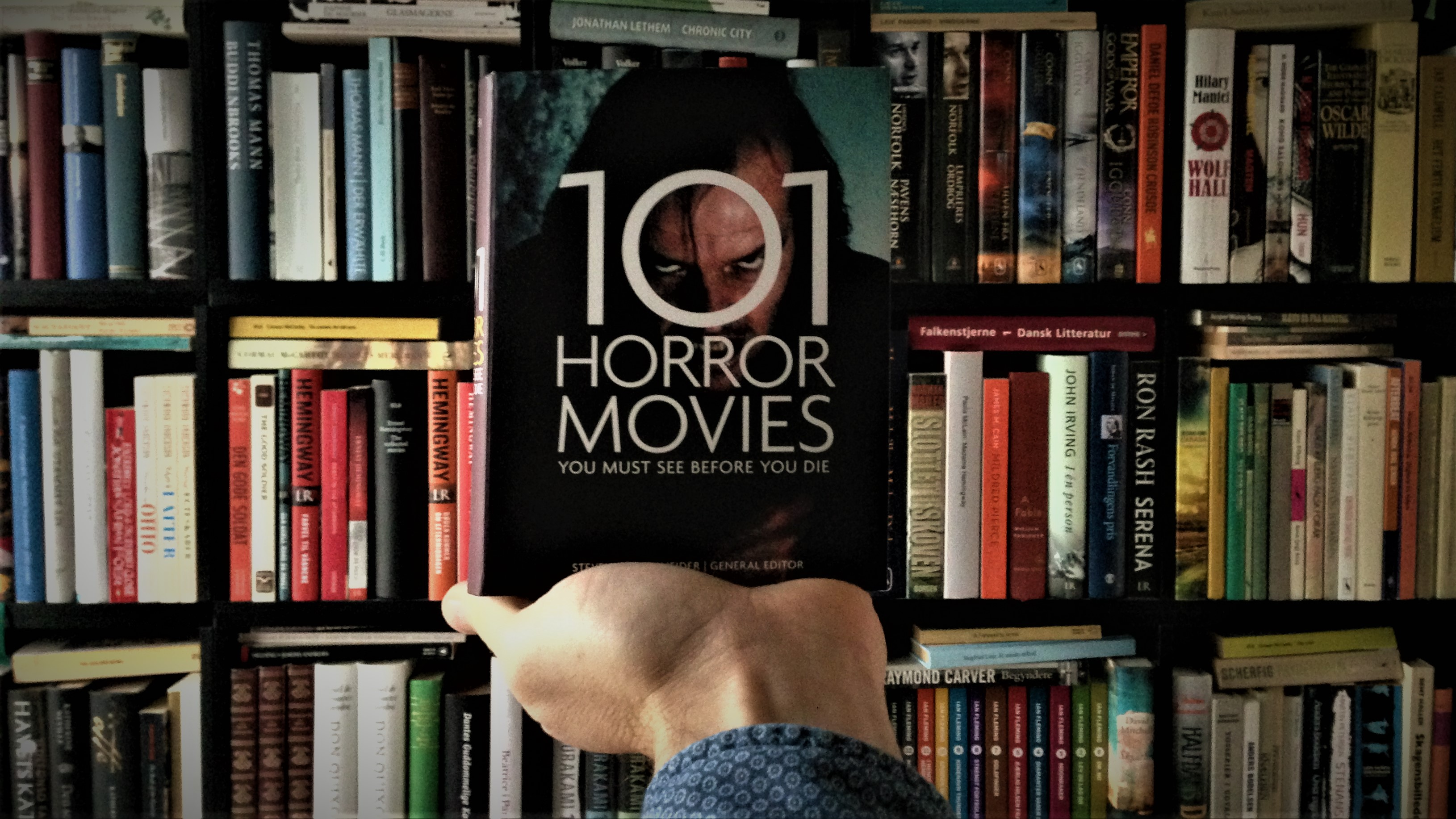 101 Horror Movies You Must See Before Your Die - Anmeldelse - Steven Jay Schneider - Filmbog - Horror - Fiktion & Kultur - Plusbog (6)