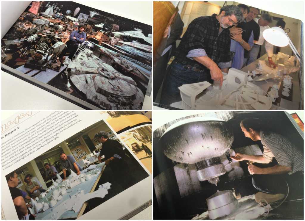 Anmeldelse -Creating the Worlds of Star Wars in 365 Days - Star Wars - Bog - John Knoll - Plusbog.dk - Film - Fiktion & Kultur (1)