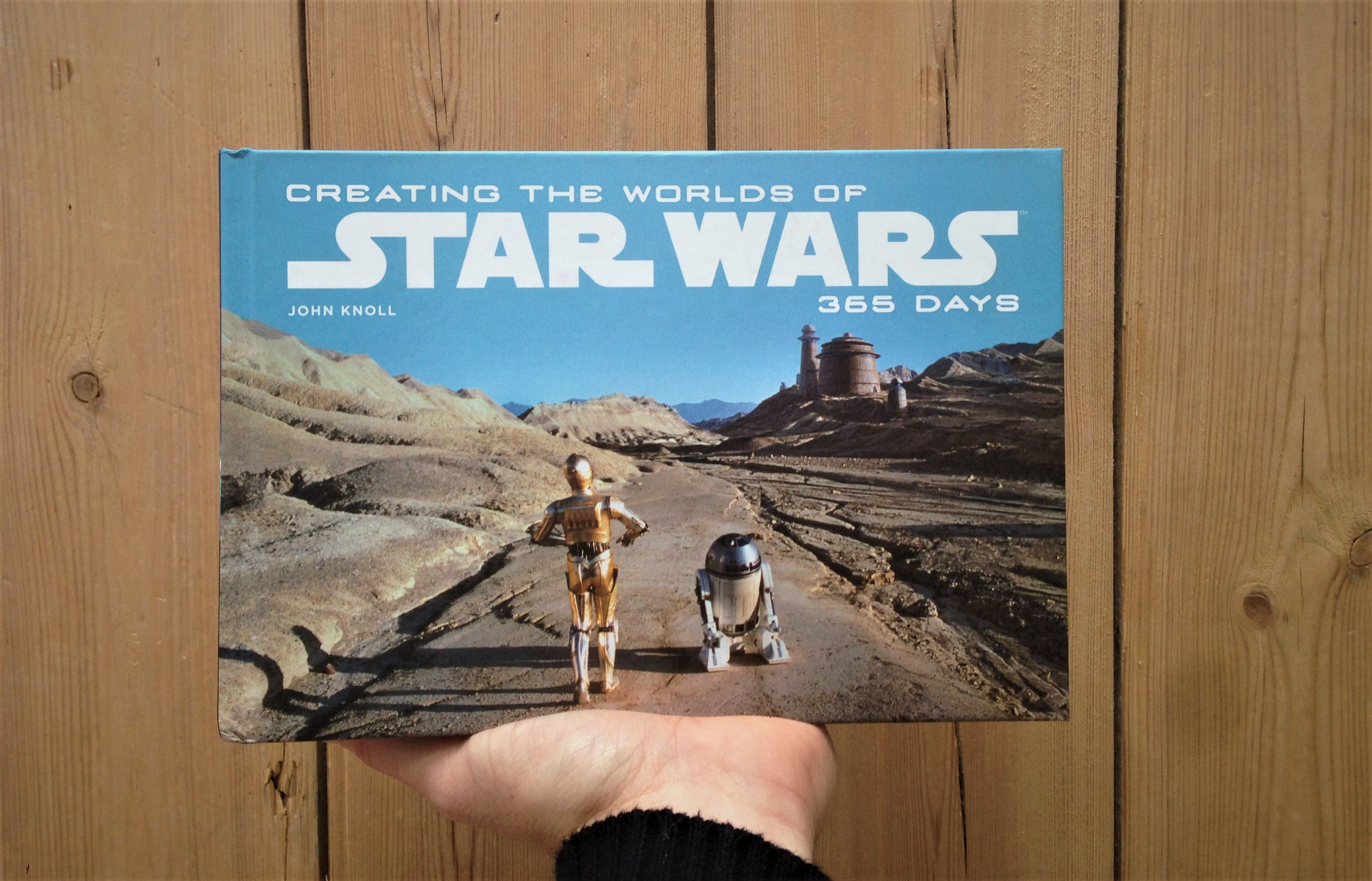 Anmeldelse -Creating the Worlds of Star Wars in 365 Days - Star Wars - Bog - John Knoll - Plusbog.dk - Film - Fiktion & Kultur (2)