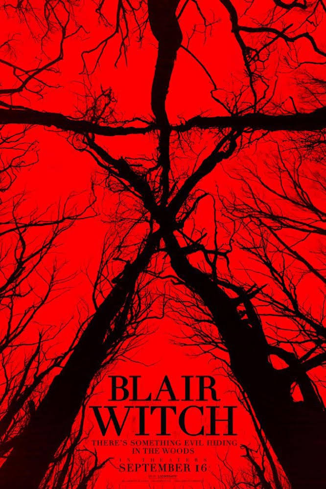 Blair Witch-poster-Adam Wingard-horror-fiktion-og-kultur