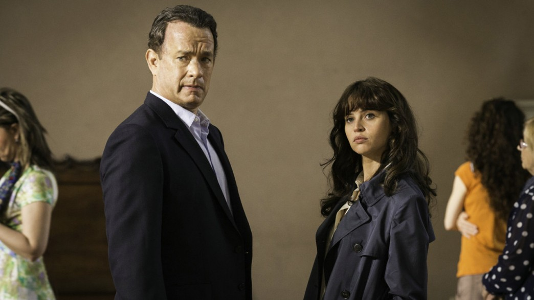 Inferno - Dan Brown - Movie - Film - Tom Hanks
