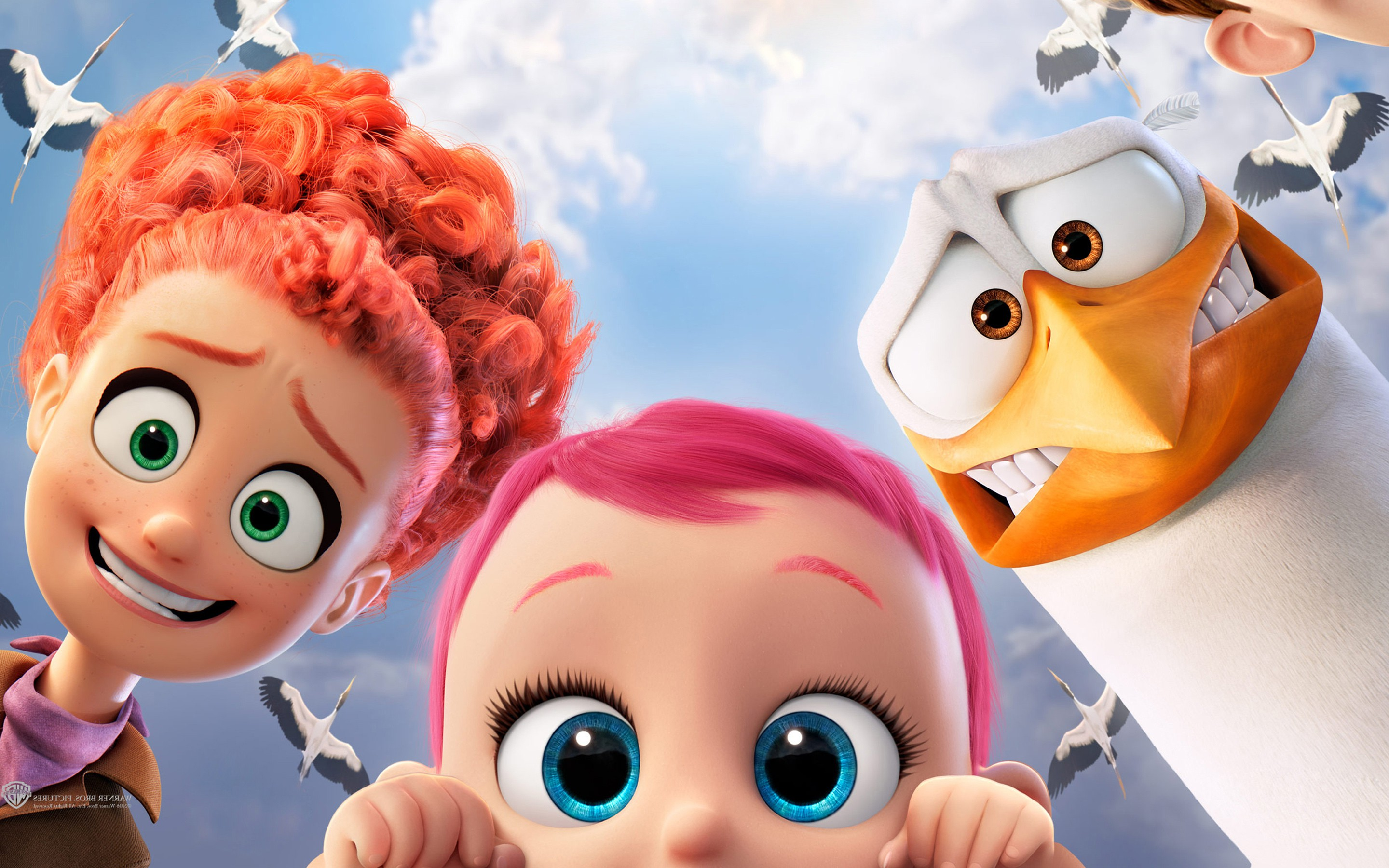 Storks - movie - still - Storkene - animation