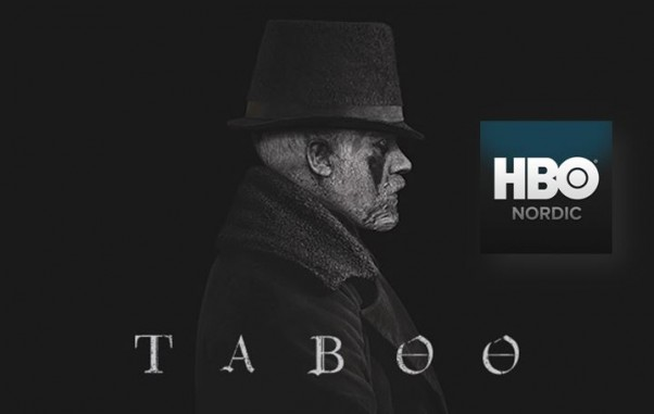 Taboo - tv-serie - HBO Nordic - Fiktion & Kultur