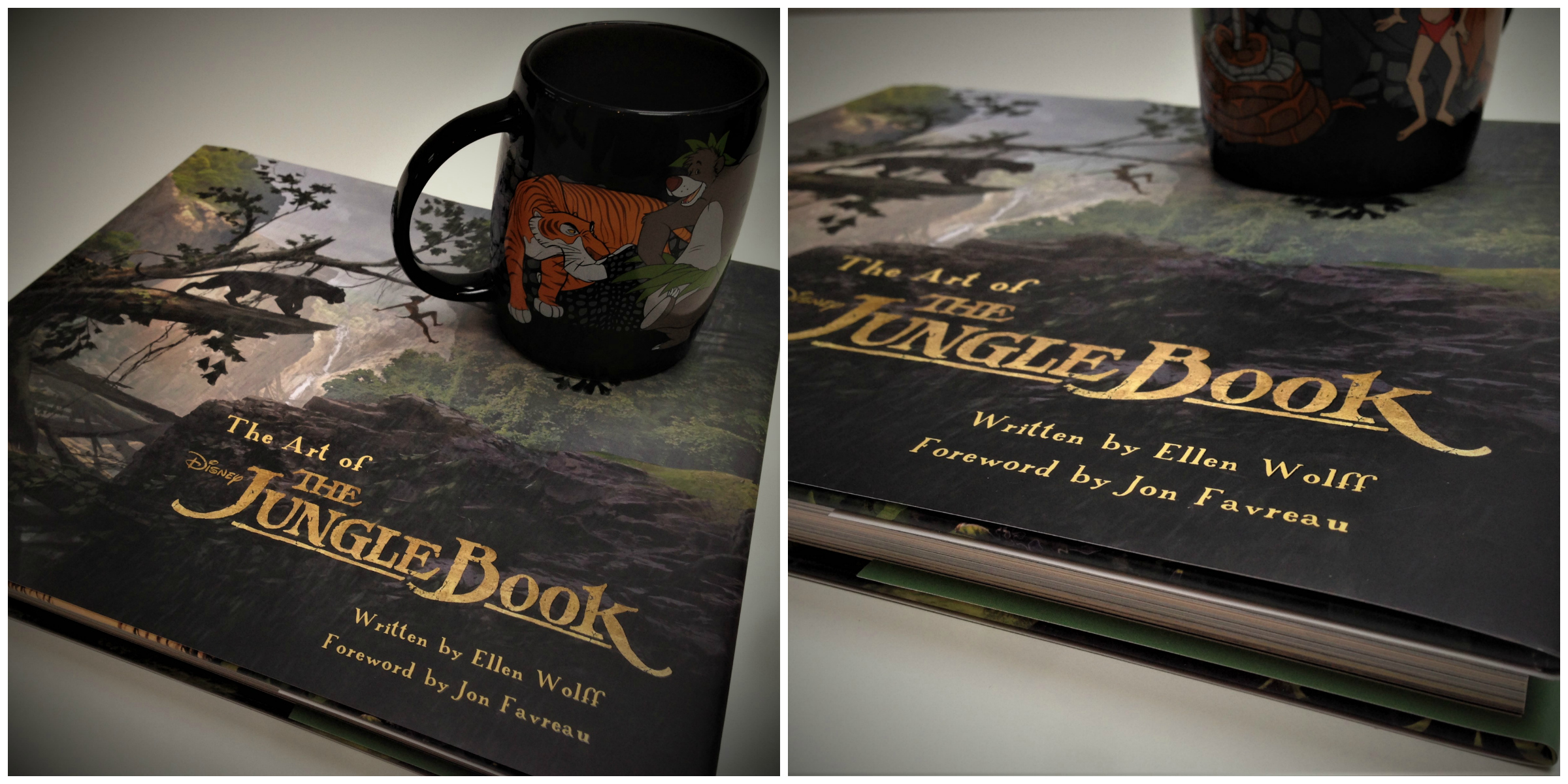 The Art of the JungleBook - Disney - Titan Books - Jon Favreau - Fiktion & Kultur - The Jungle Book - Junglebogen - Elen Wolff (2)