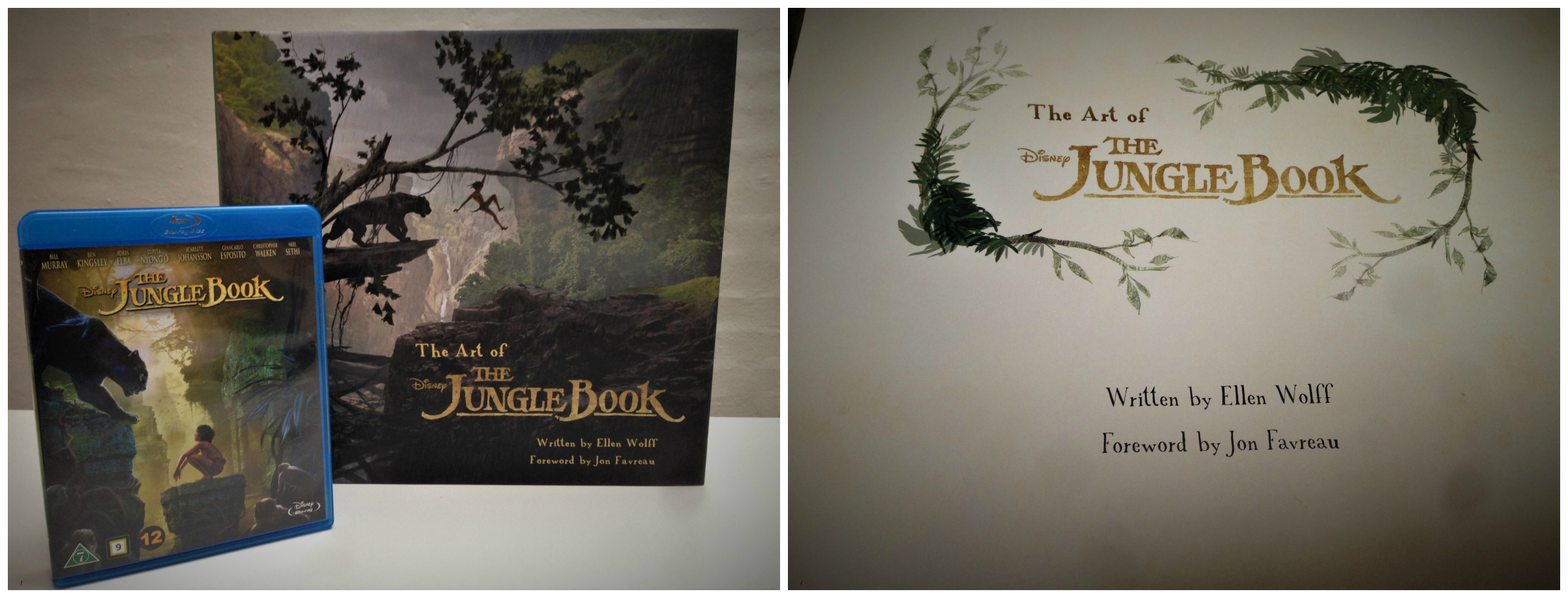 The Art of the JungleBook - Disney - Titan Books - Jon Favreau - Fiktion & Kultur - The Jungle Book - Junglebogen - Elen Wolff (6)