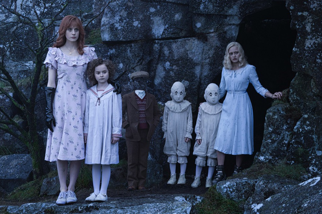 Anmeldelse -Miss Peregrins home for Peculiar Children - Film - Tim Burton - Fiktion & Kultur Still